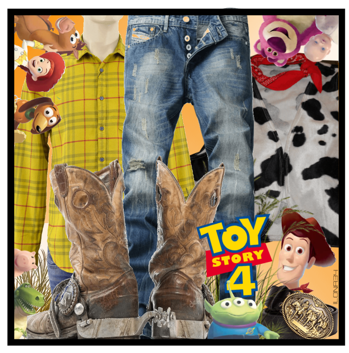 TOY STORY MOVIE STYLE
