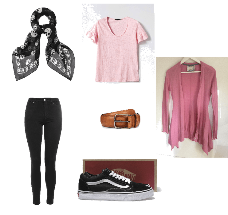 Smart/Casual Spring Work Outfit