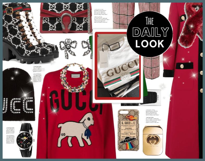 OOTD: Gucci Fall Look