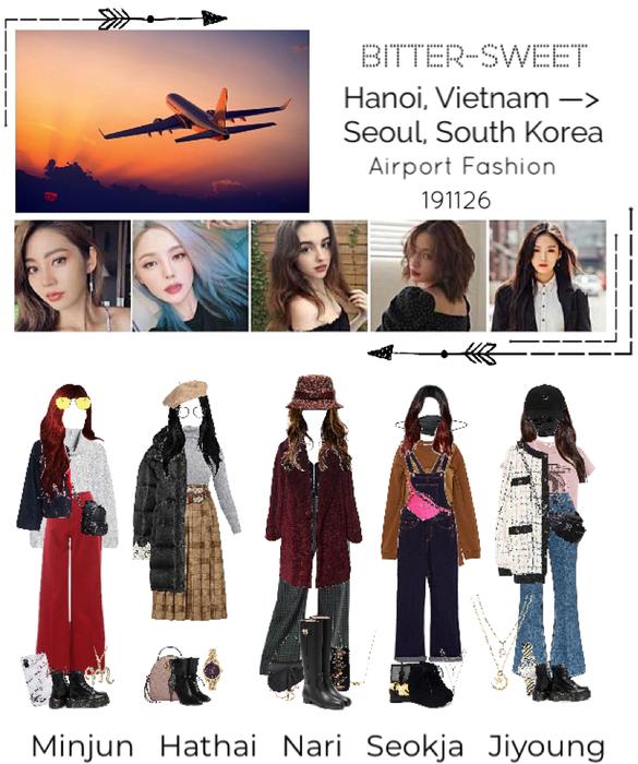 BSW Airport Fashion 191126