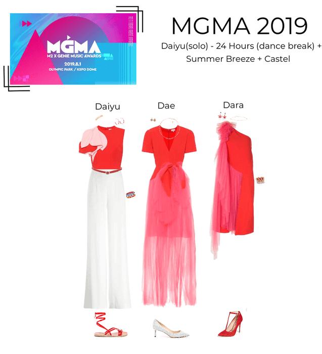 {3D}MGMA Awards 2019