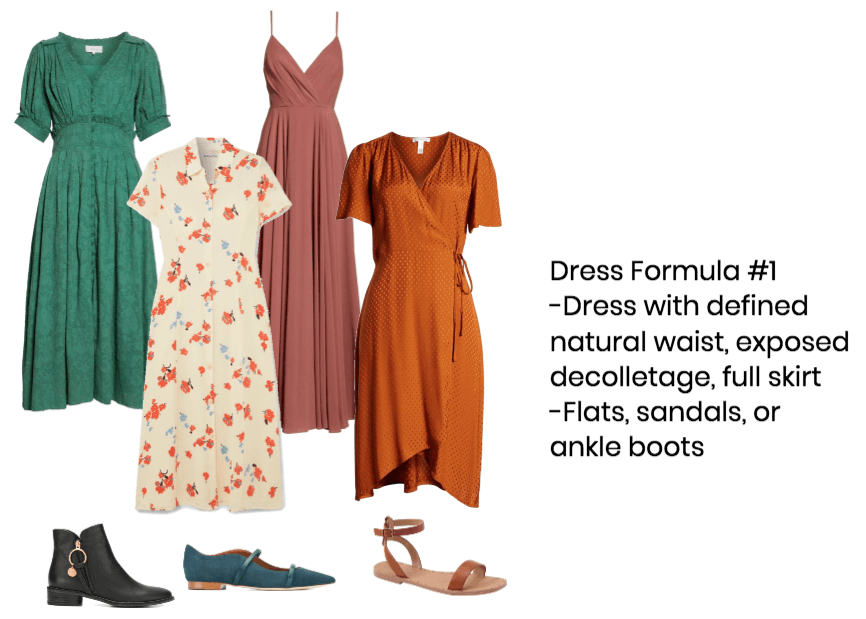 Dress formula #1