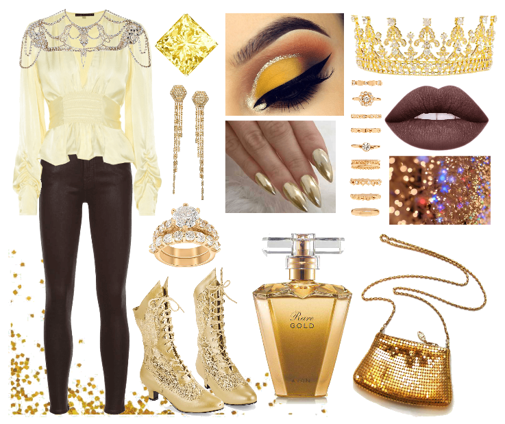 Yellow Diamond 01
