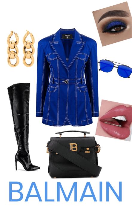 Balmain Blue
