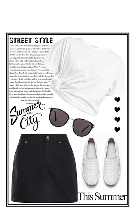 | Summer Street Style