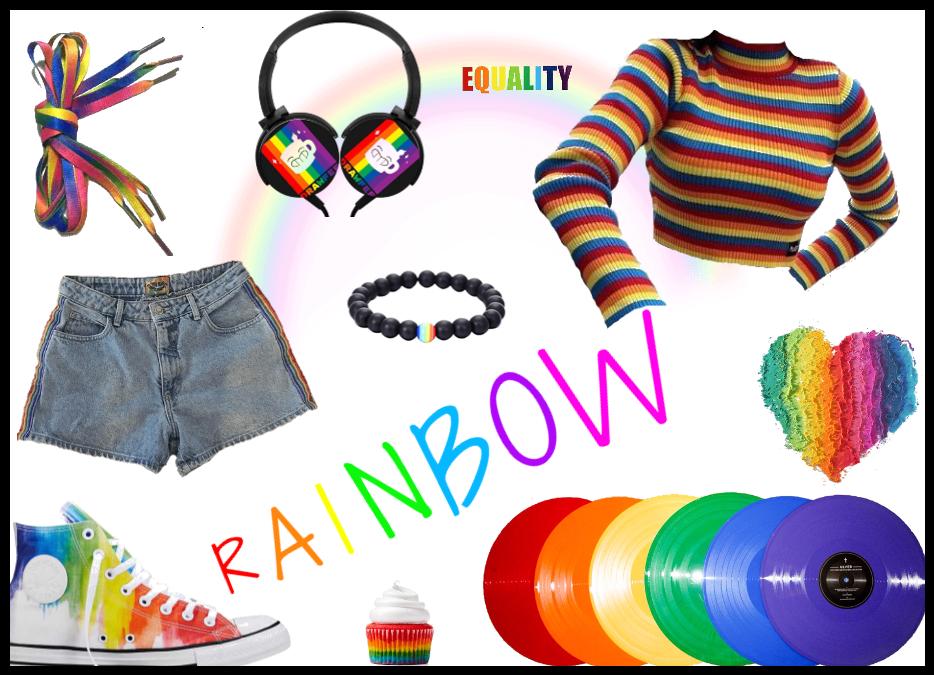 Run, Run, Rainbow
