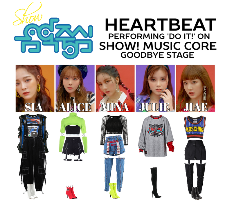 [HEARTBEAT] 'DO IT!' SHOW! MUSIC CORE STAGE