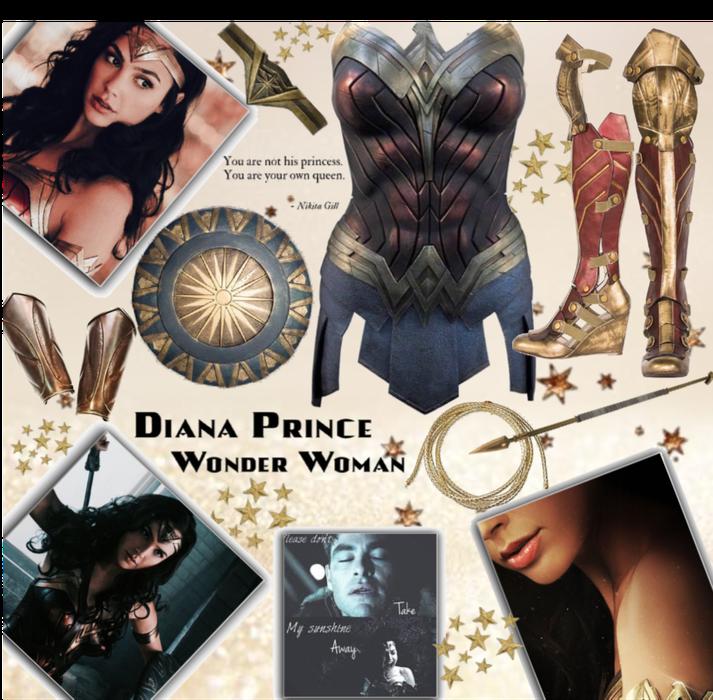Wonder Woman   Diana Prince   #wonderwoman
