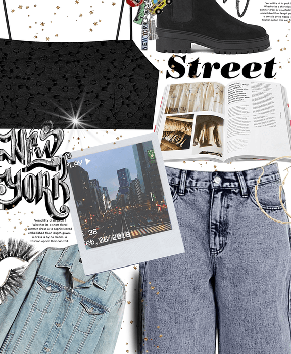 cropped nyc look