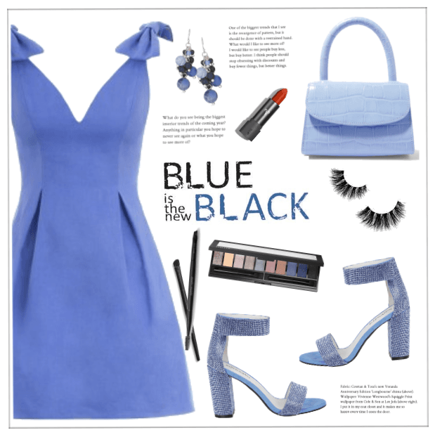 Blue Is The New Black!