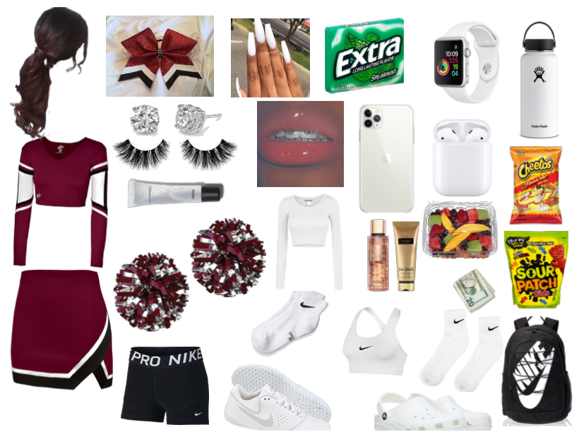 #cheer outfit !