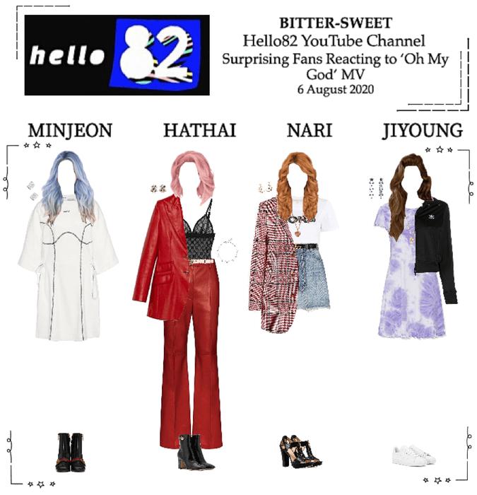 BITTER-SWEET [비터스윗] Hello82 YouTube Channel 200806