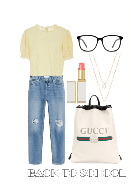 collage outfit