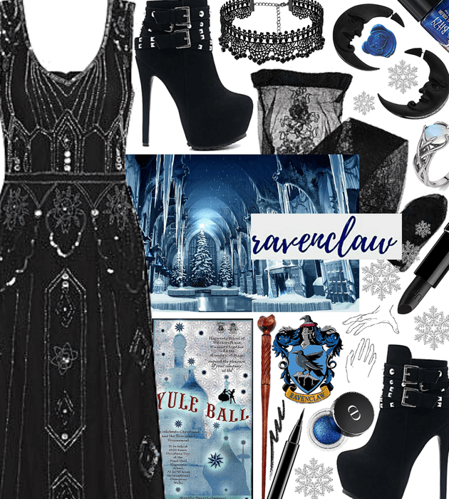WINTER 2020: What I'd Wear To The Yule Ball At Hogwarts