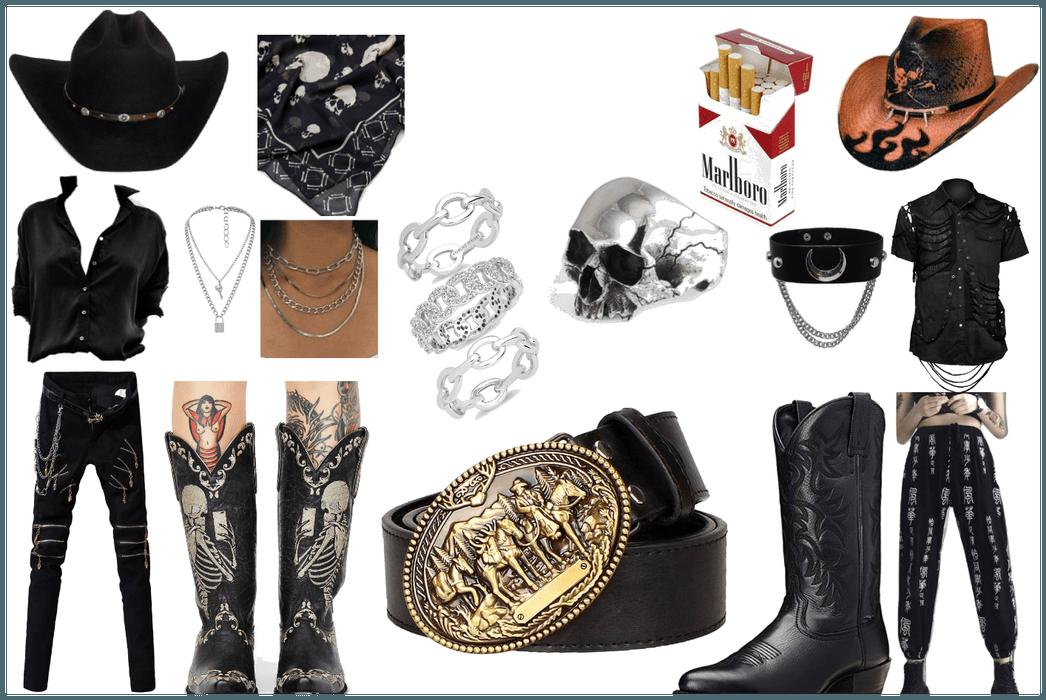 Punk Cowboy
