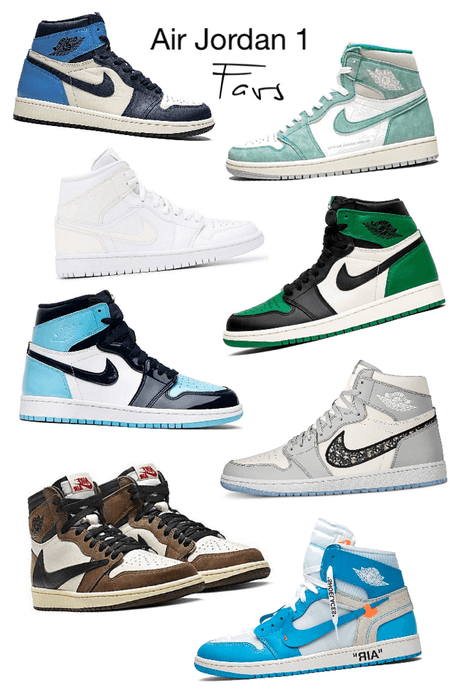 Air Jordan 1 Favs Outfit Shoplook