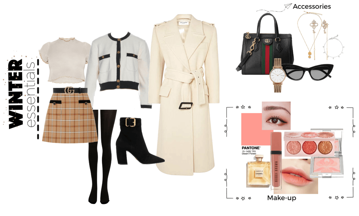 Korean Winter Outfit Outfit  ShopLook