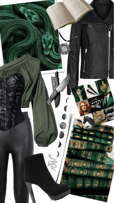 Loki Norse Outfit