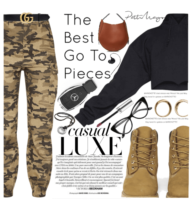 Casual Luxe 💯