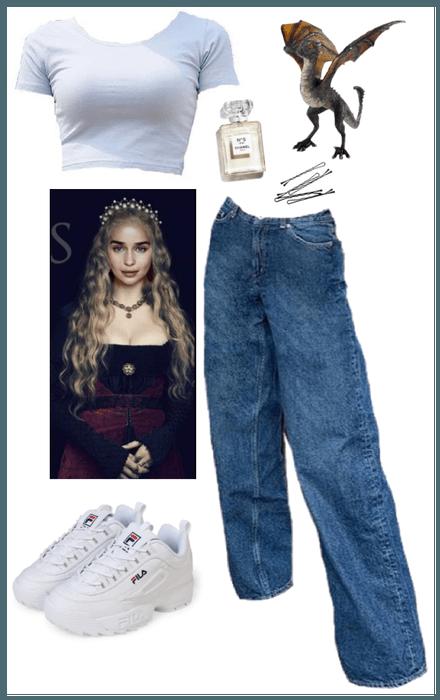 artemis zeusdottir - outfit 3