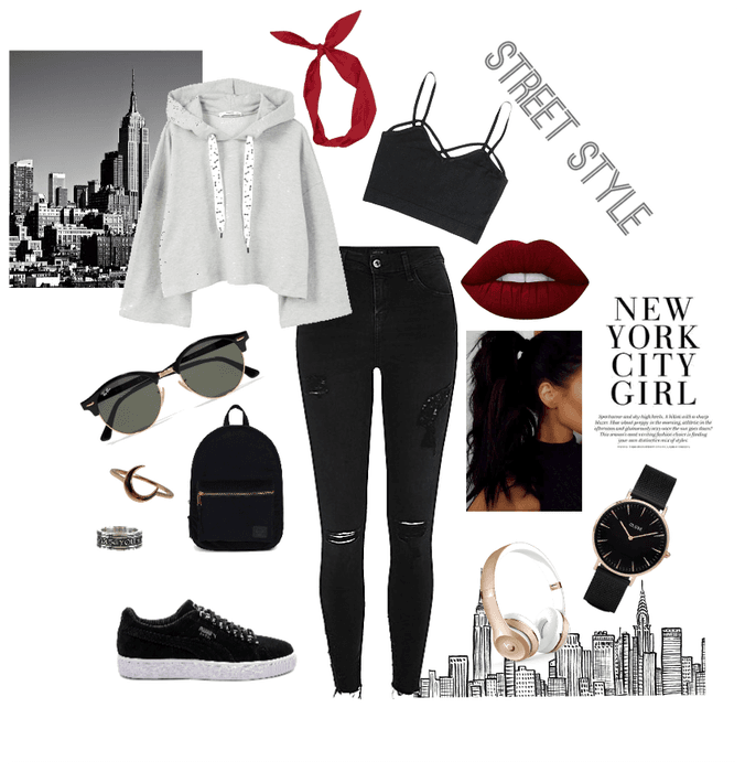 NYC Casual Street Style