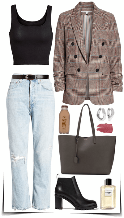 chic, easy look