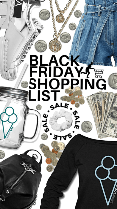 Black Friday list