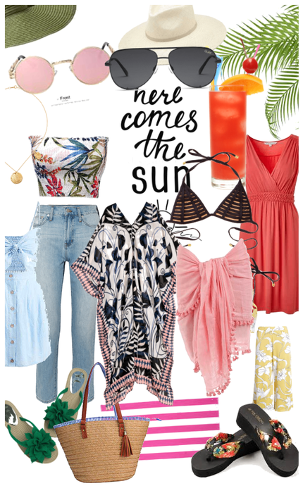 Here comes summer sun!!