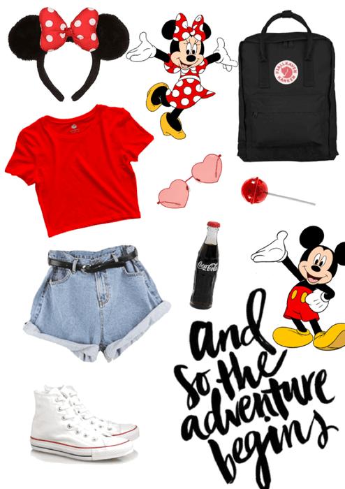 Day at Disney