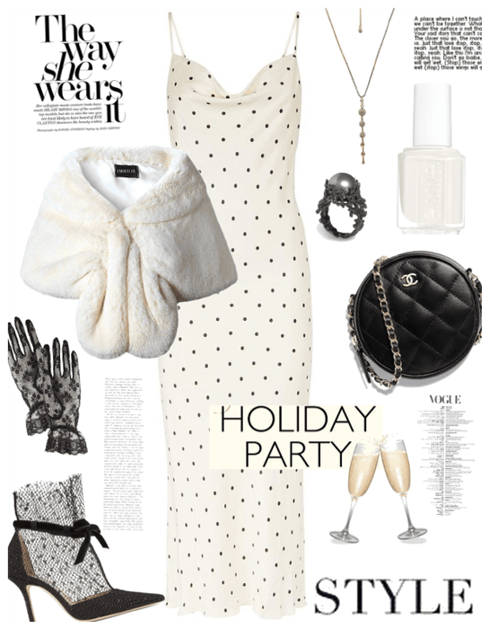 Holiday Party Style