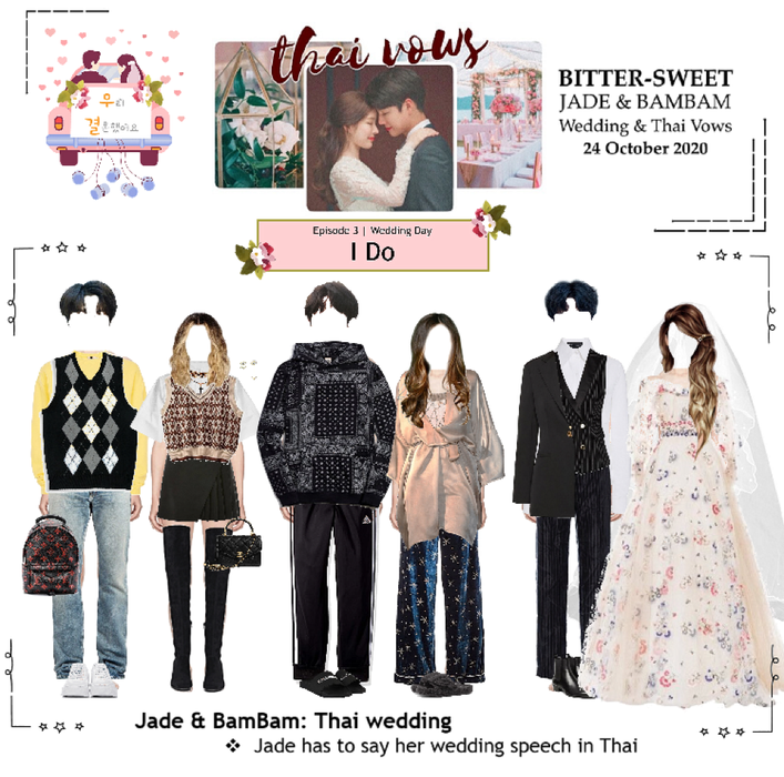 BITTER-SWEET [비터스윗] (JADE) We Got Married 201024