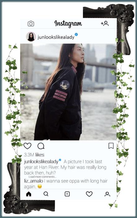 Instagram | JunLooksLikeALady | Han River