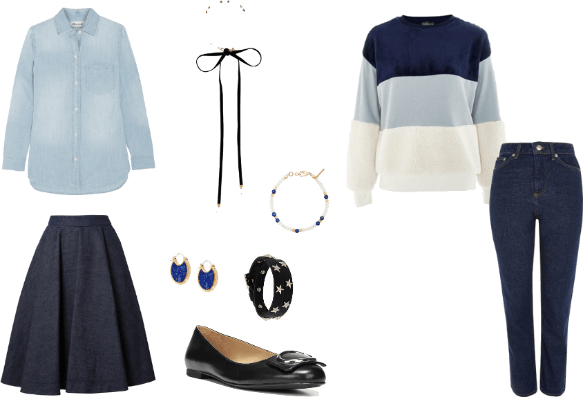 eliza hamilton modern look