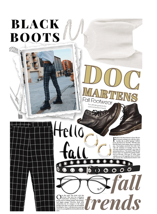 FALL TREND: Doc Martens