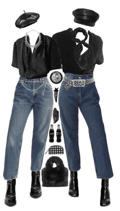 biker sisters
