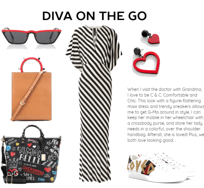 Diva on the go