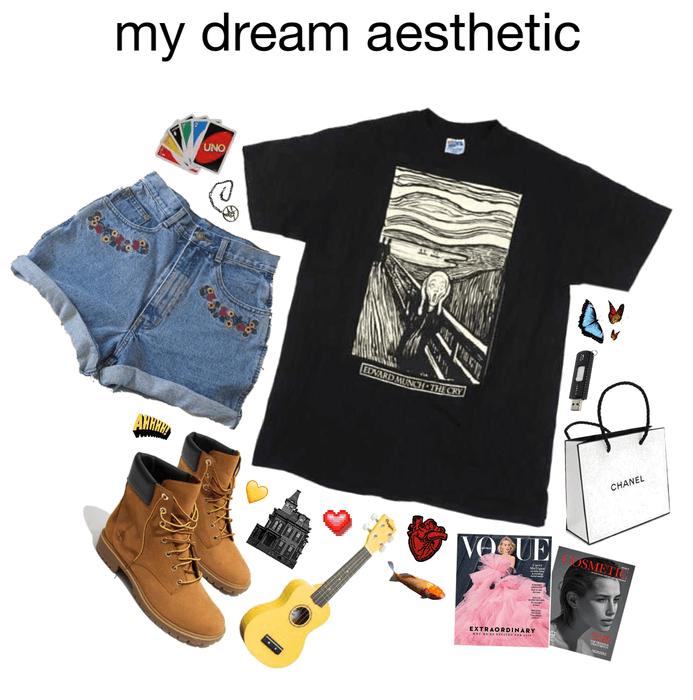 my dream aesthetic niche