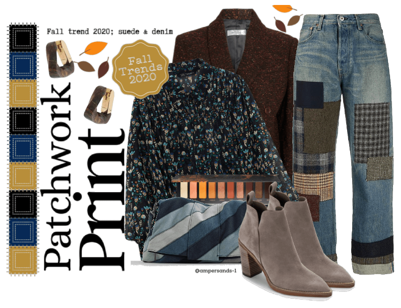 Fall trends 2020: print & patchwork