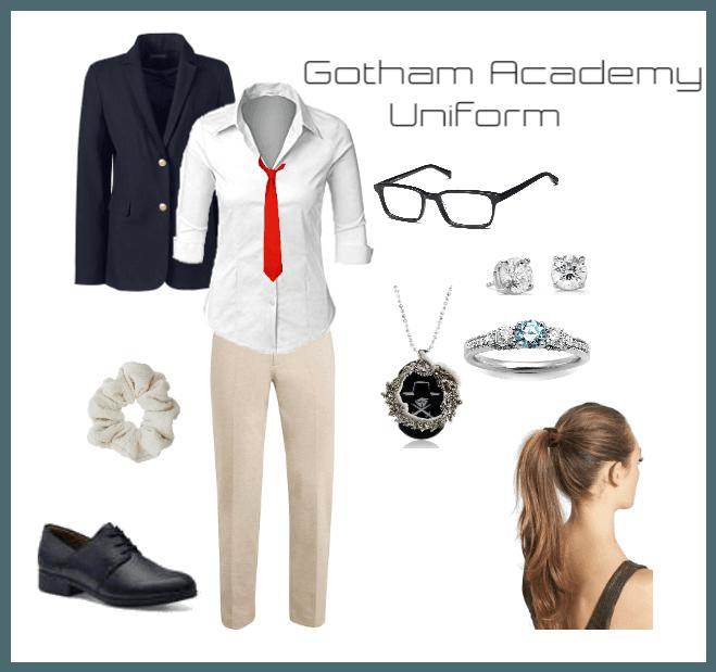 Gotham Academy Uniform