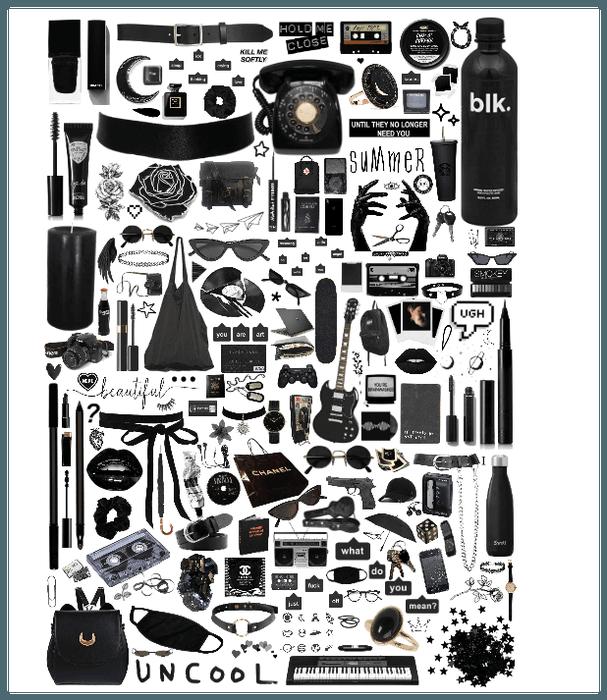 black fillers