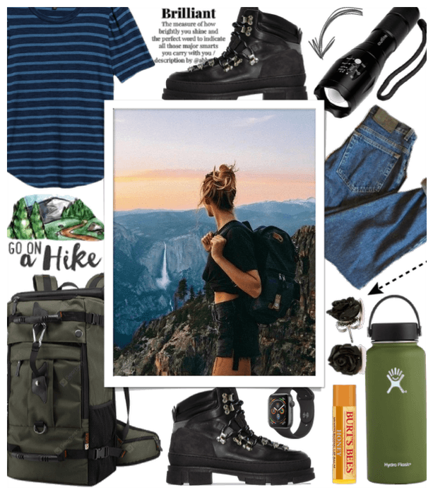 SUMMER 2020: Hiking Style