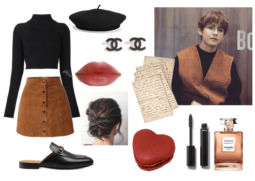 Date with Taehyung