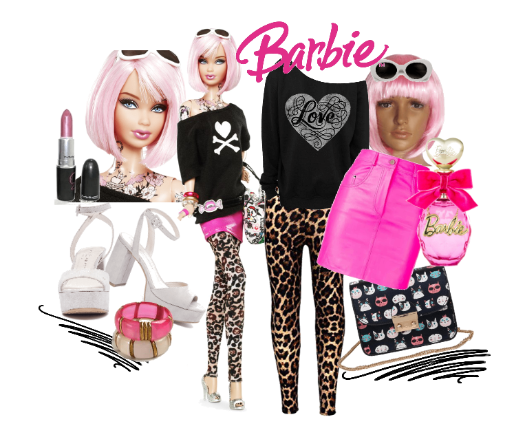 Barbie Outfit