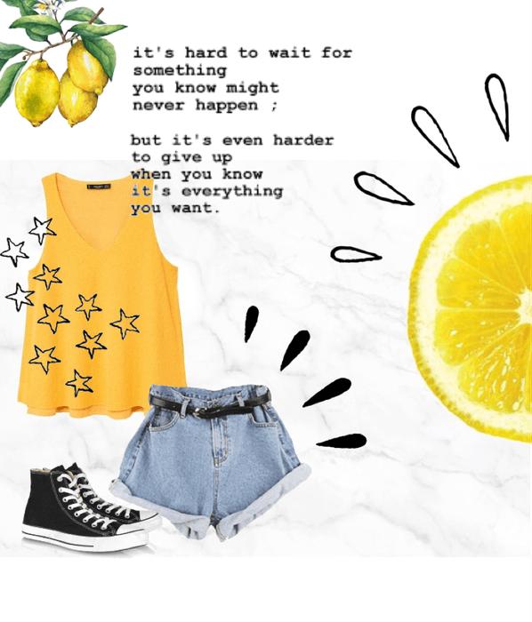 lemon aesthetics