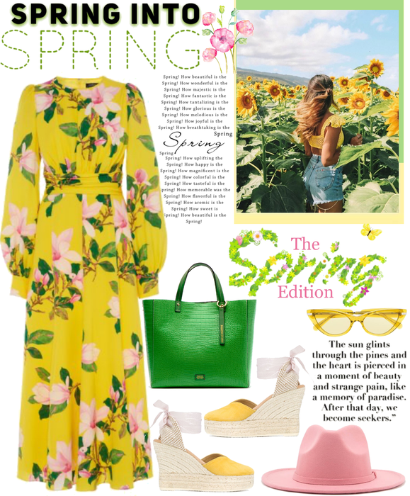 Spring In Style 🌼
