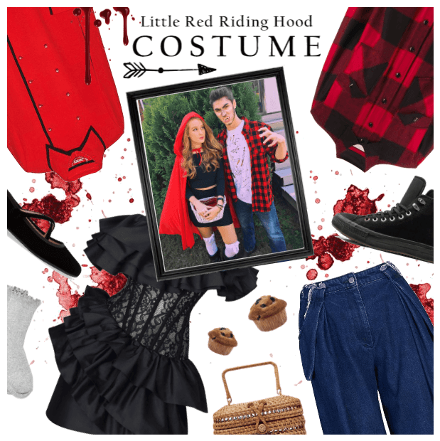 Scary Cute Couples Costumes
