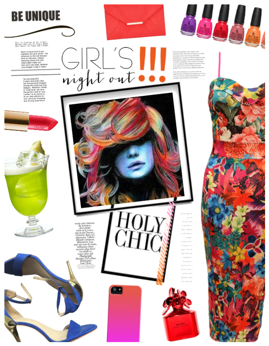 Holy chic! girls nite out