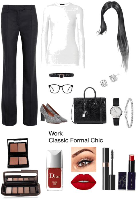 Work Classic Formal Chic 1