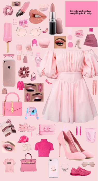 Perfect in Pink (#2 in the Color Collection)