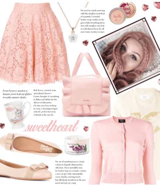Sweetheart Pink